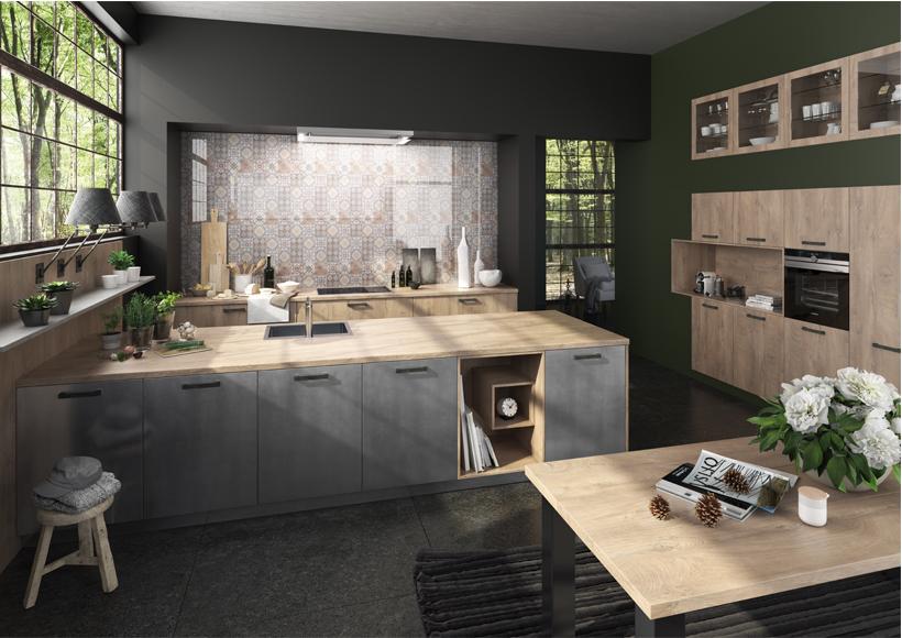 Küche new york delta